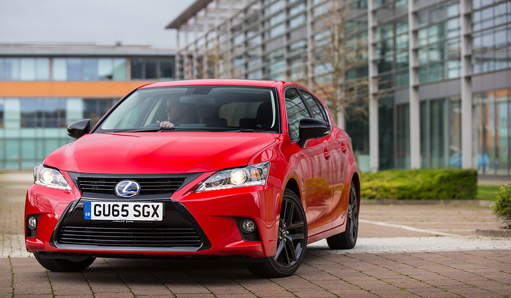 Lexus CT 200h SPORT Europe