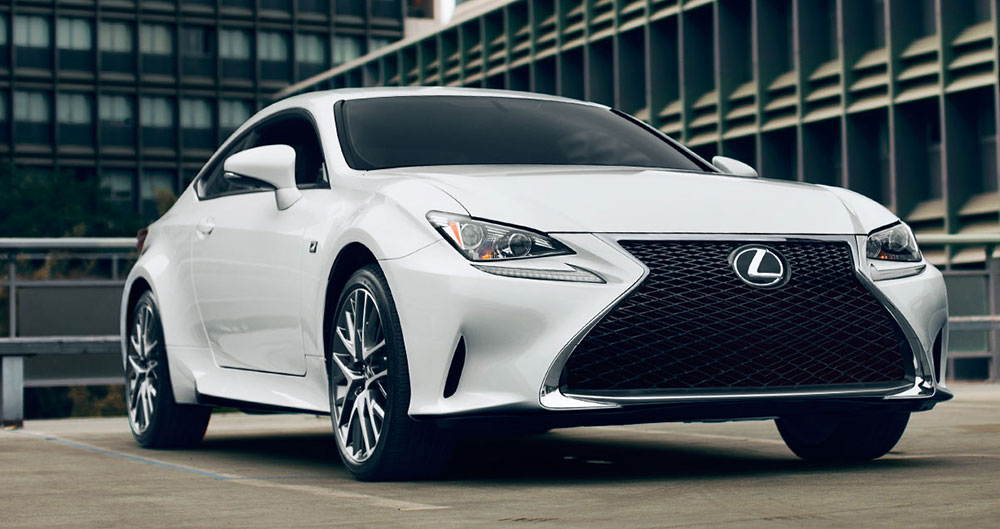 Lexus RC Safety