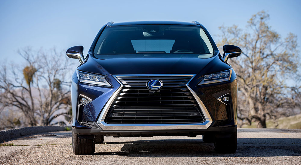 Dan Neil Reviews The 2016 Lexus Rx