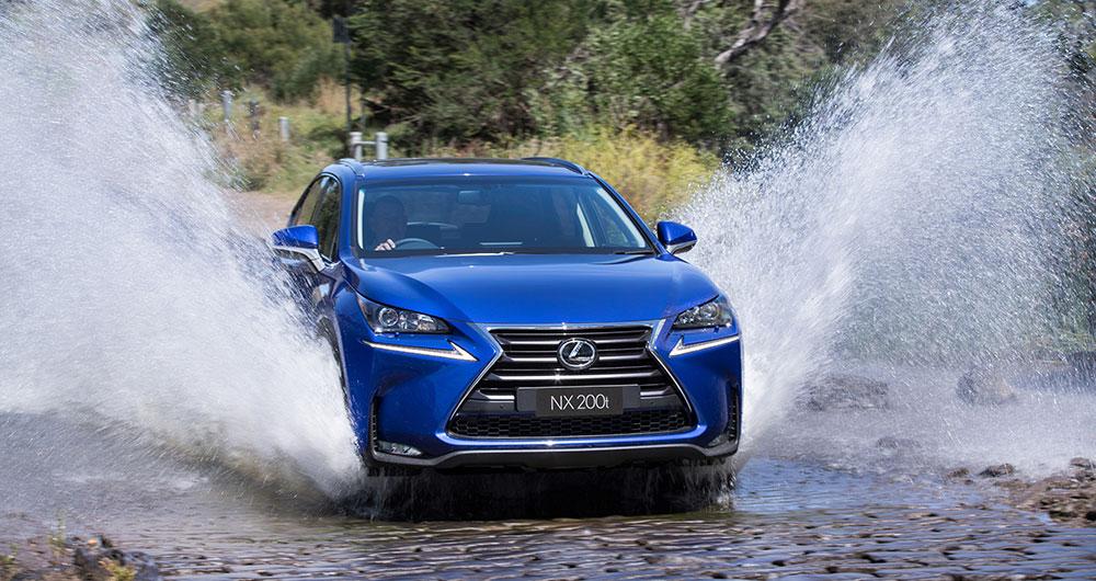 Lexus Australia Sales