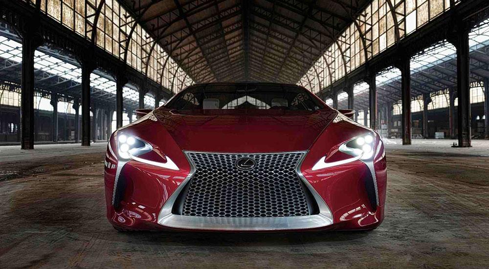 Lexus LF-LC Detroit