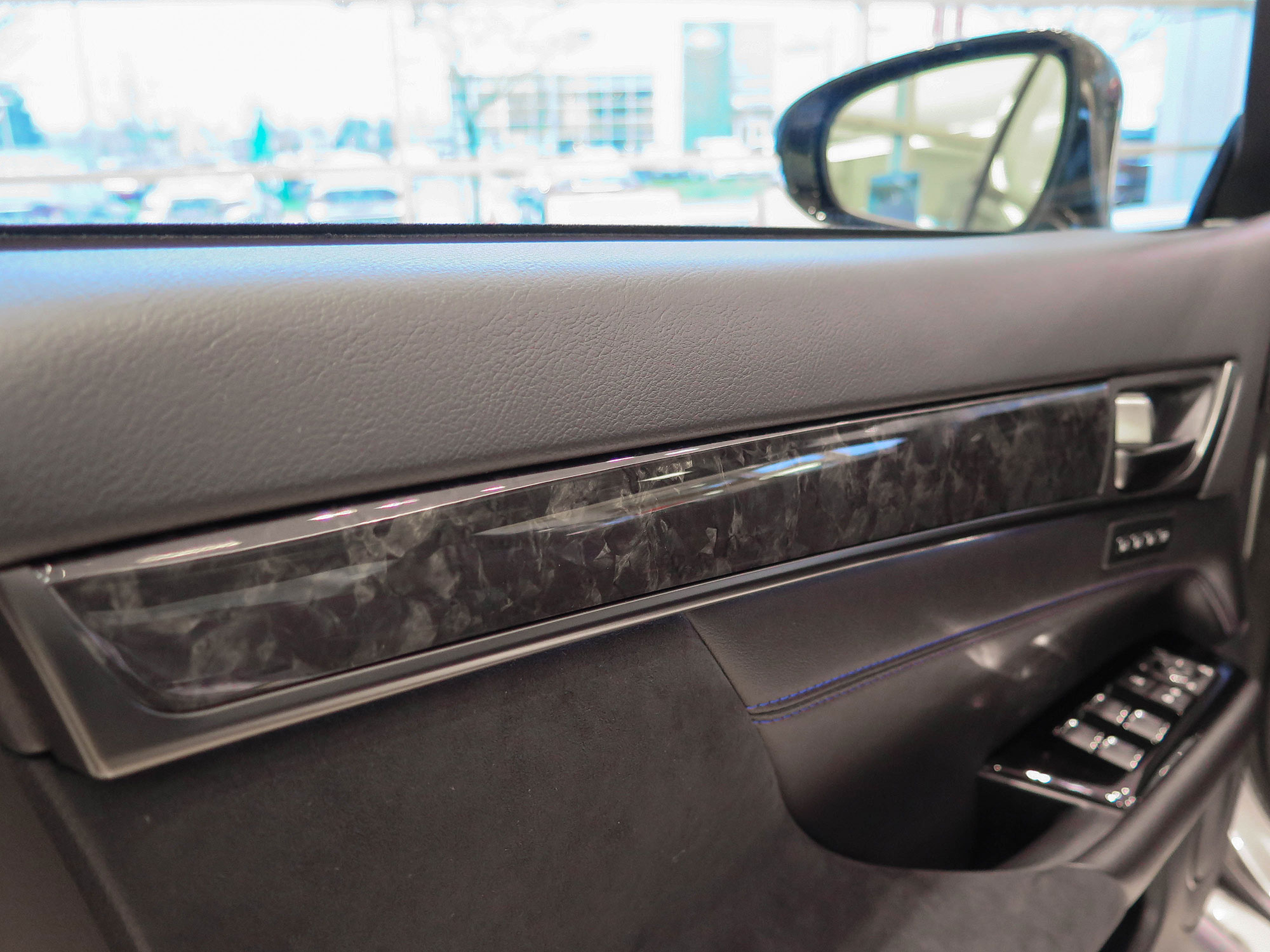 Open Road Lexus Richmond >> Lexus Canada GS F Gets Stunning Carbon Fiber Interior Trim ...