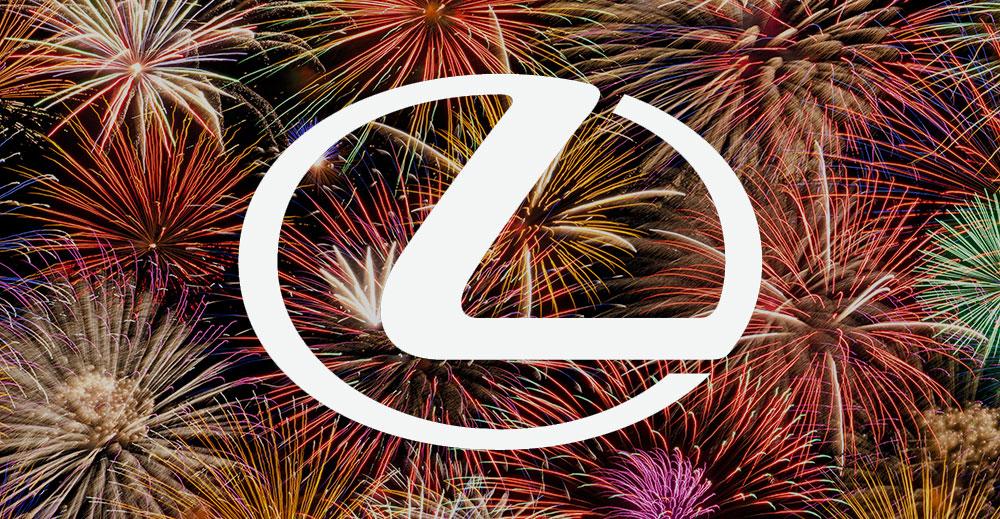 Lexus Happy New Year