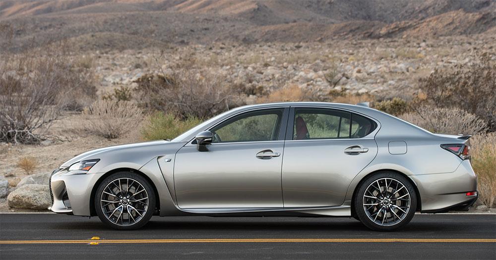 Lexus GS F Motor Trend