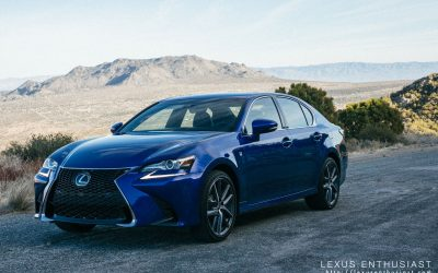 From The GS 350, I Transferred To A GS 200t F SPORT In Ultrasonic Blue Mica  U2014 An Absolutely Crazy Color For A Midsize Sedan.