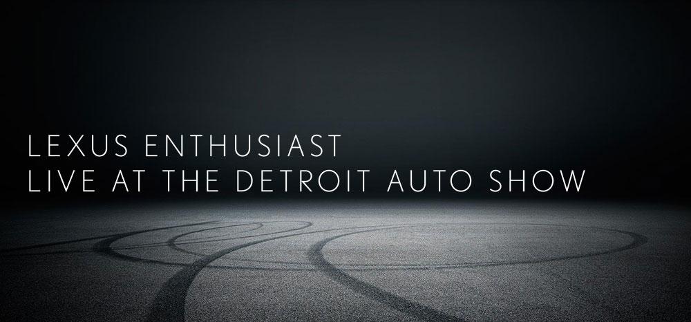 Lexus Live Detroit 2016
