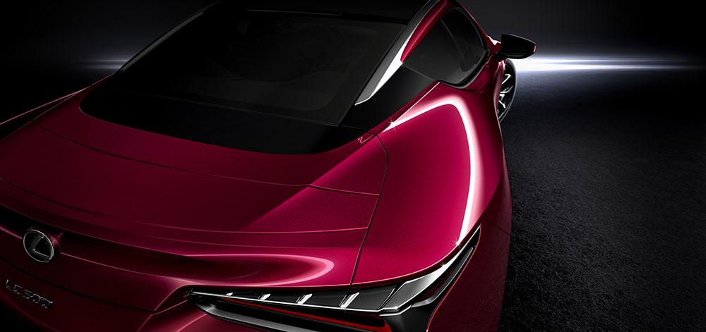 Lexus LC 500 Style