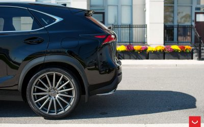 Lexus Nx 200T F Sport >> The RC F is also equipped with RS-R Down Springs , but the wheels are different — the Lexus ...