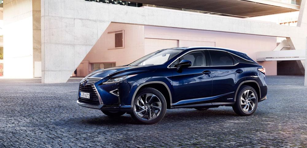 Lexus RX Fourth Generation