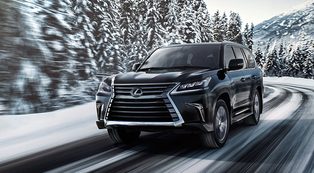 Lexus LX Sales Report January