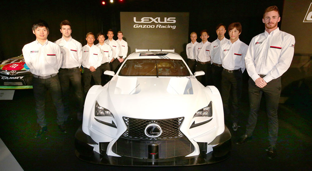 Lexus Super GT GT 500 Teams