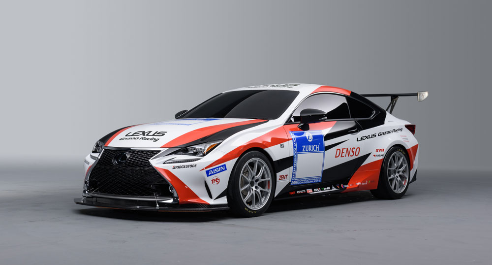 Lexus RC Gazoo Racing