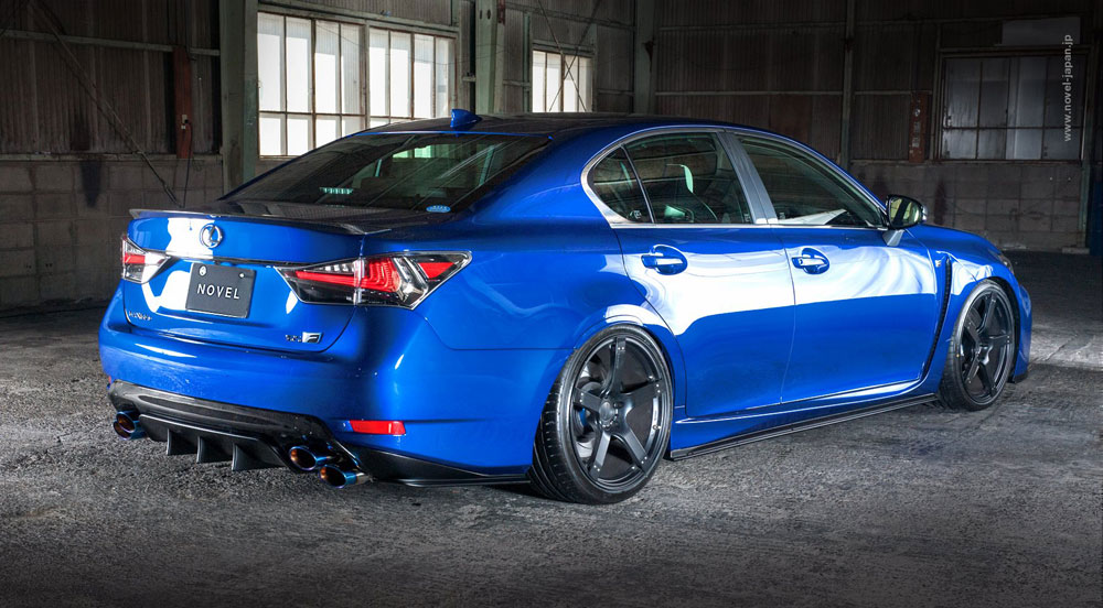 Lexus GS F NOVEL Rear