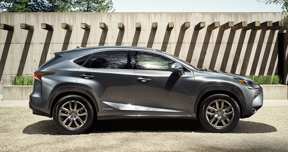 Lexus NX USA Sales Leadership