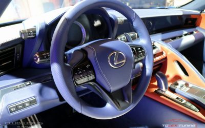 Live Photos The Lexus Lc 500h Interior Lexus Enthusiast