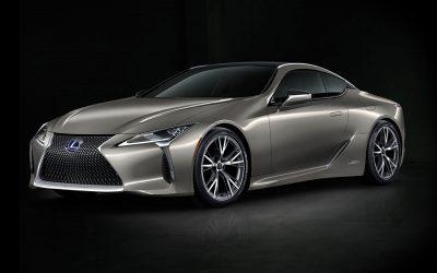 Lexus Paint Colors - What You Didn't Know - autoevolution