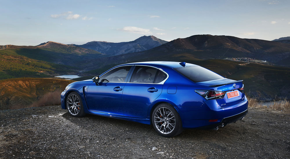 Lexus GS F Review