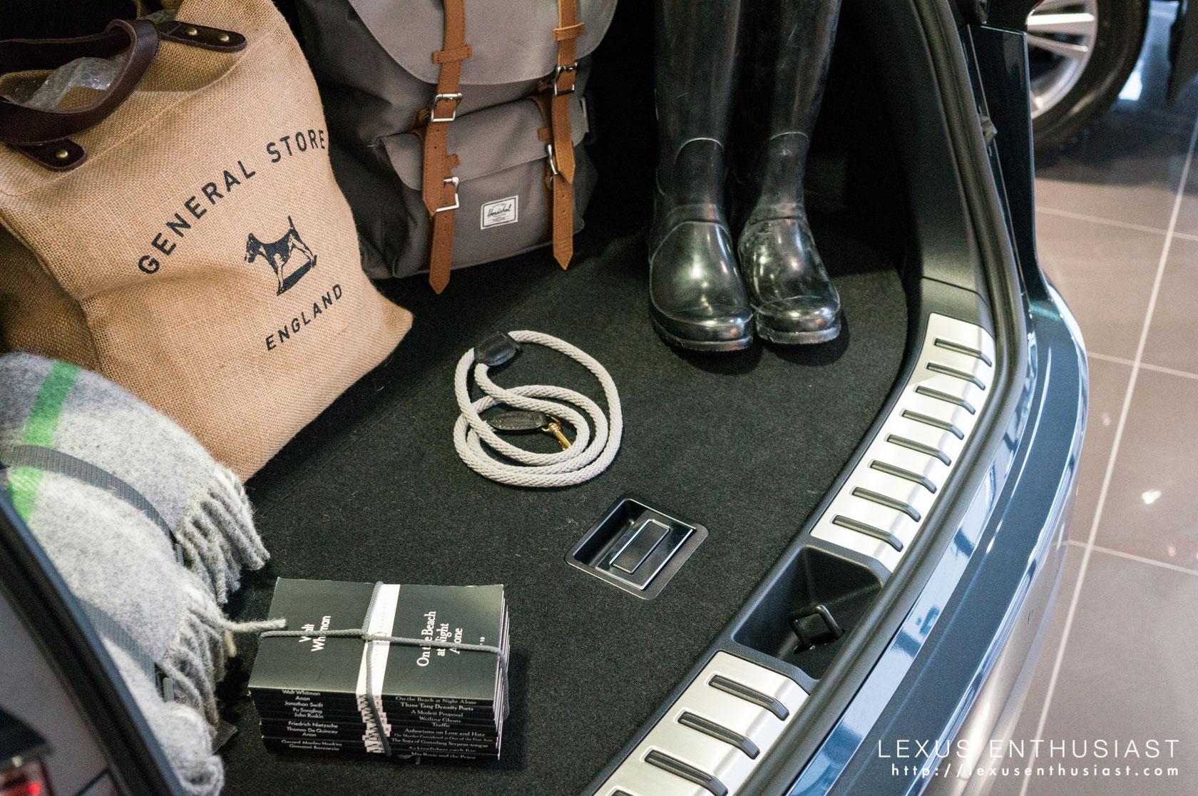 Lexus Guilford Boot Display