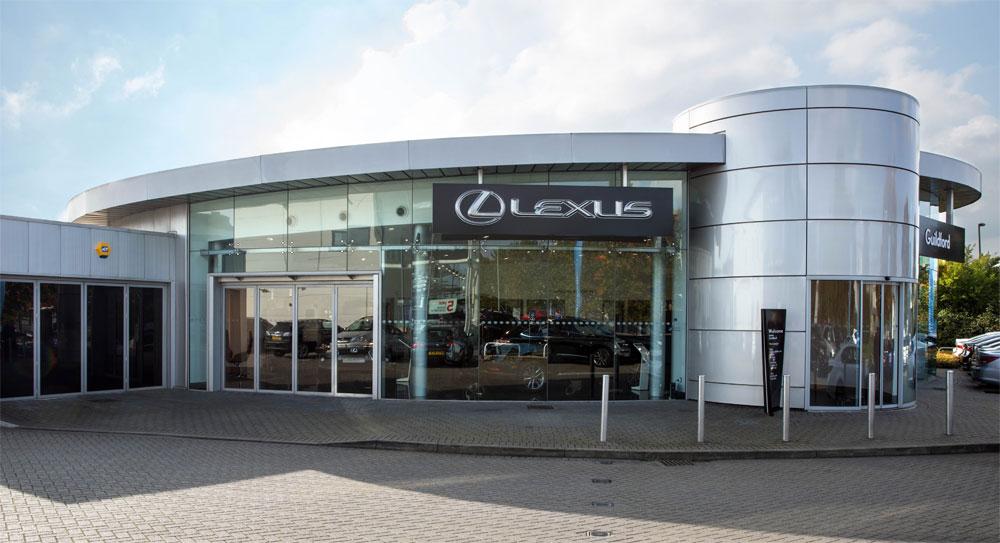 Lexus Guilford Visit