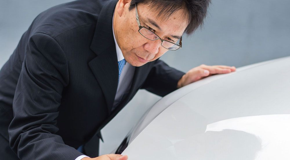 Lexus NX Chief Engineer Takeaki Kato