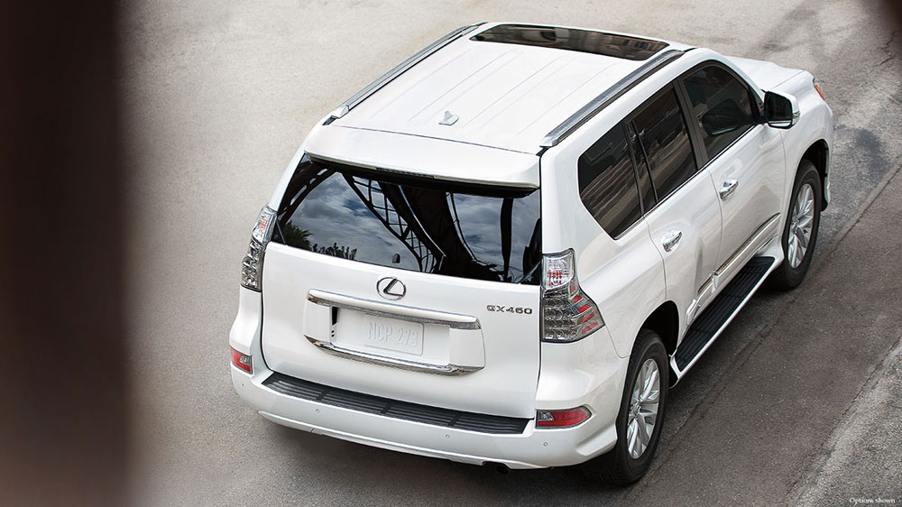 Lexus GX Defense