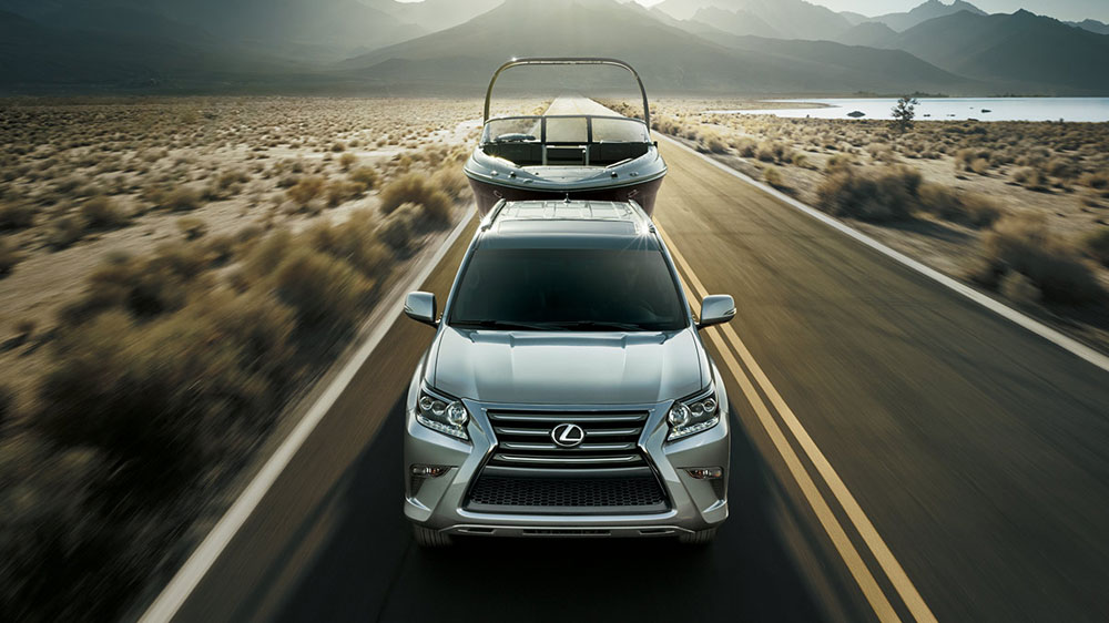 Lexus GX Towing