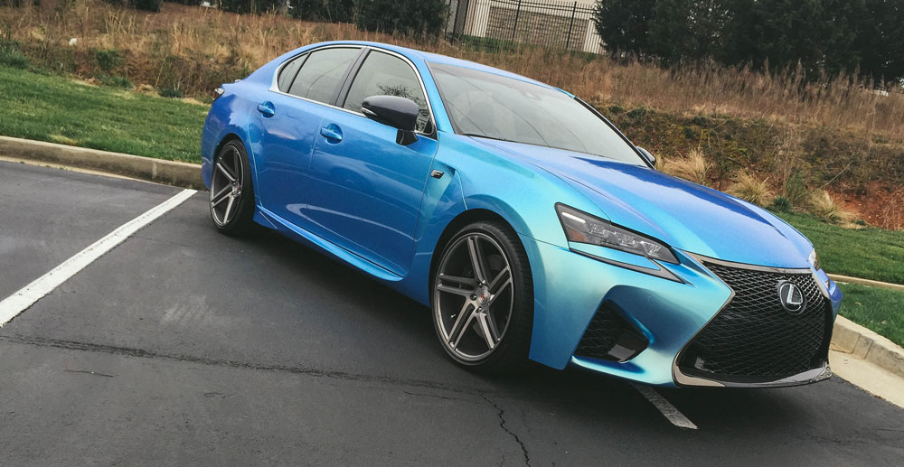 Lexus GS F Contest Name This GS F