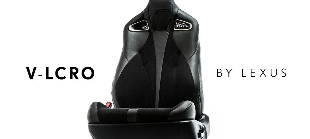 Lexus V-LCRO Tech