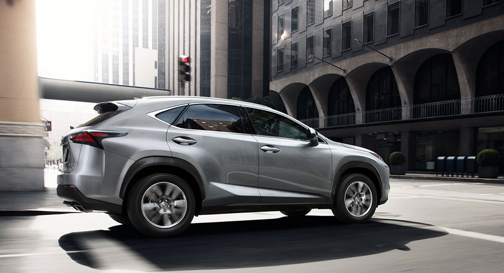 Lexus NX Sales Report March 2016