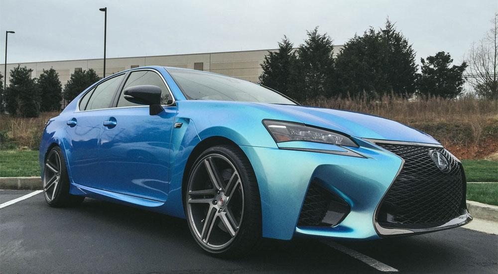 Lexus OMGSF
