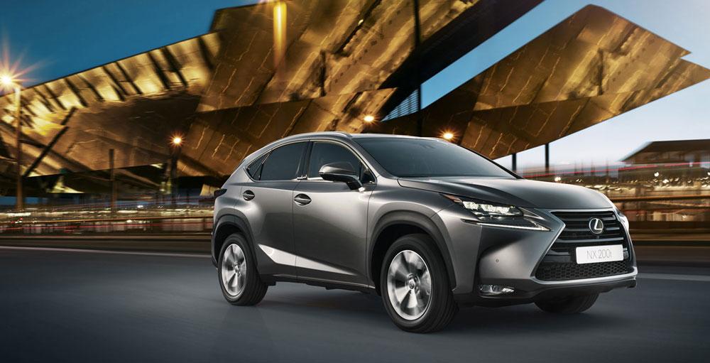 Lexus NX Sales
