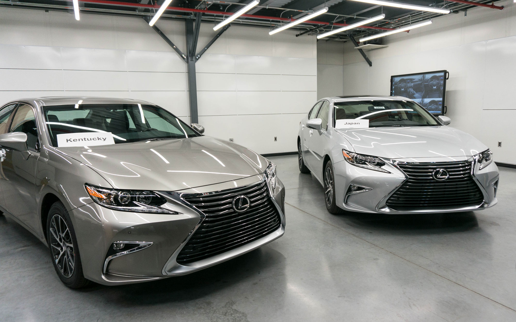 Lexus ES Japan Kentucky