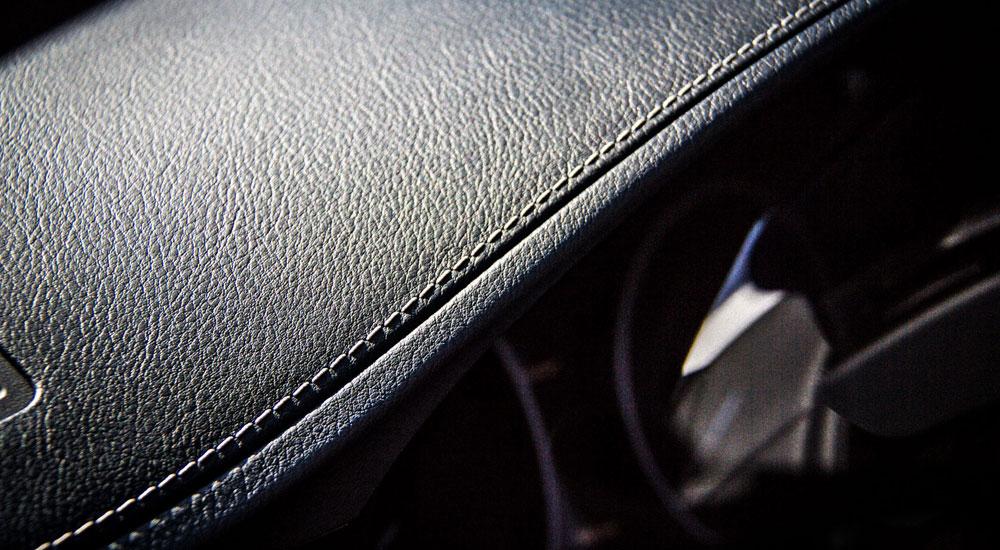 Lexus ES Stitching