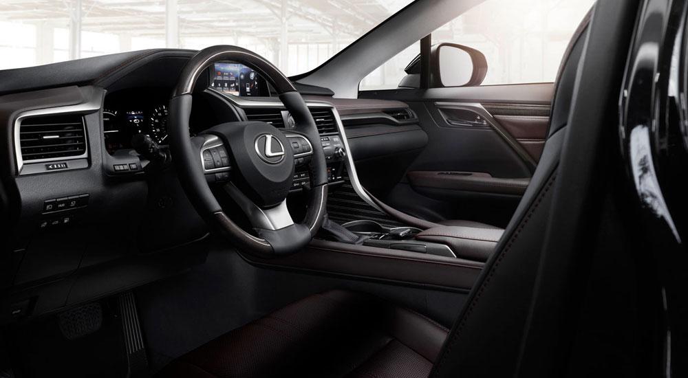 Lexus RX Interior WardsAuto