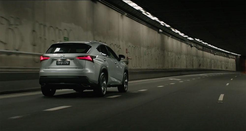 Lexus NX Australia Commercial