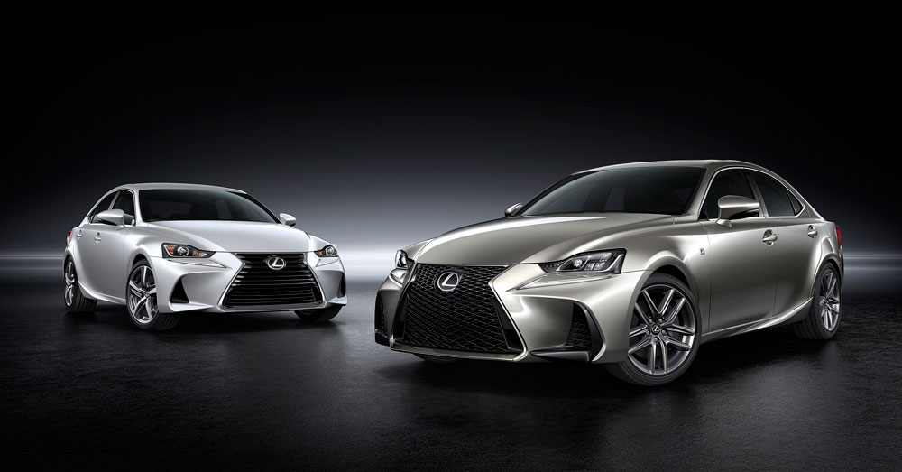 Lexus IS 2017 Two