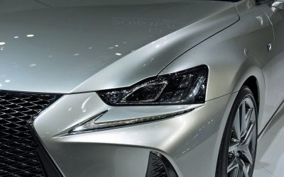 Live photos of the updated 2017 Lexus IS have been far and ...