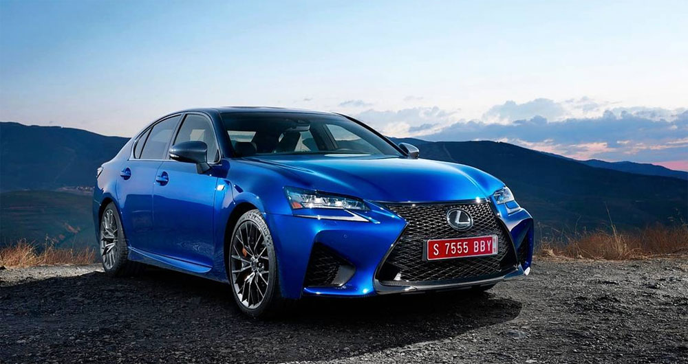 Lexus GS F Dan Neil WSJ