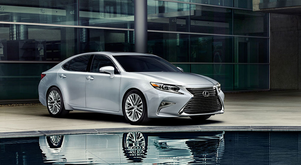 Lexus ES Sales China