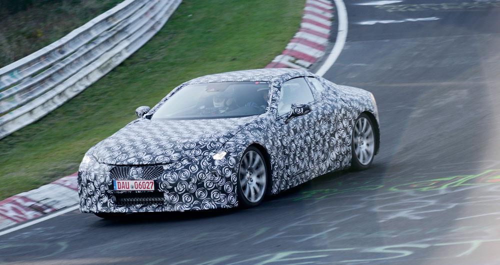 Lexus LC Nürburgring