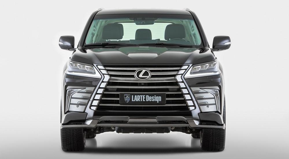Lexus LX Larte Design