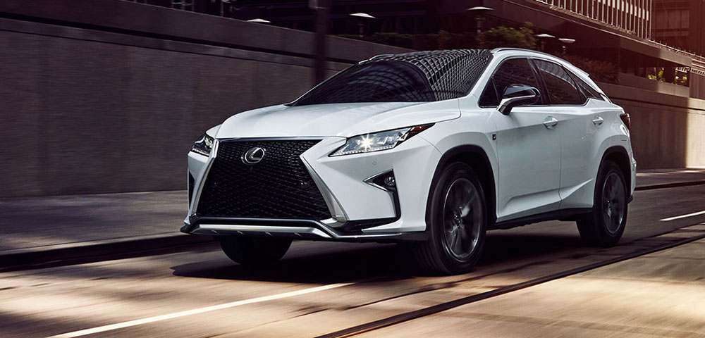 Lexus RX April 2016