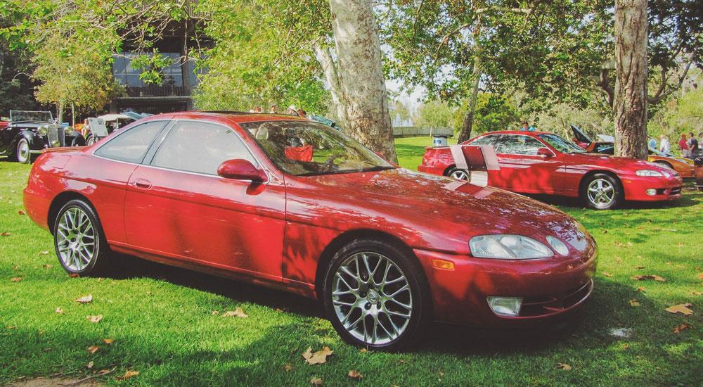 Lexus Huntington Beach Concours