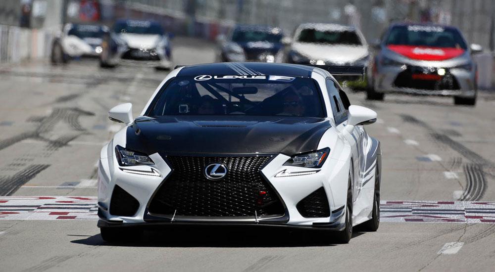 Lexus RC F GT Concept Grand Prix