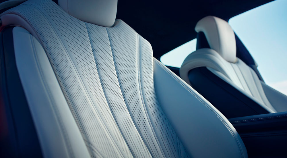 Lexus LC Interior Seats