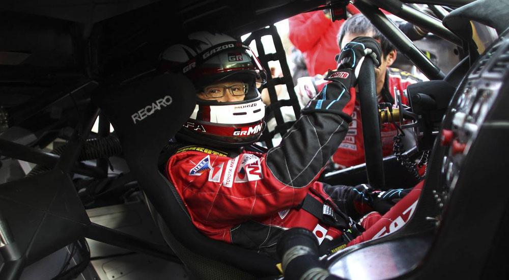 Lexus Akio Toyoda Racing Nürburgring
