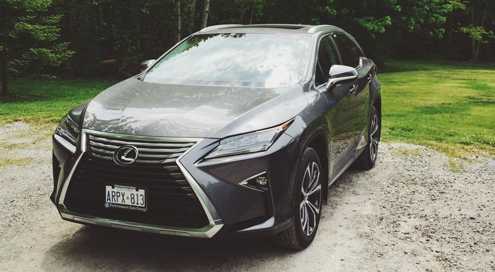 Lexus RX Loaner