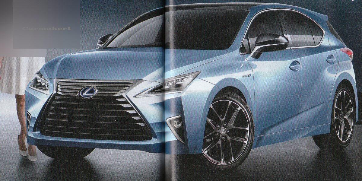 Lexus CT Next-Generation