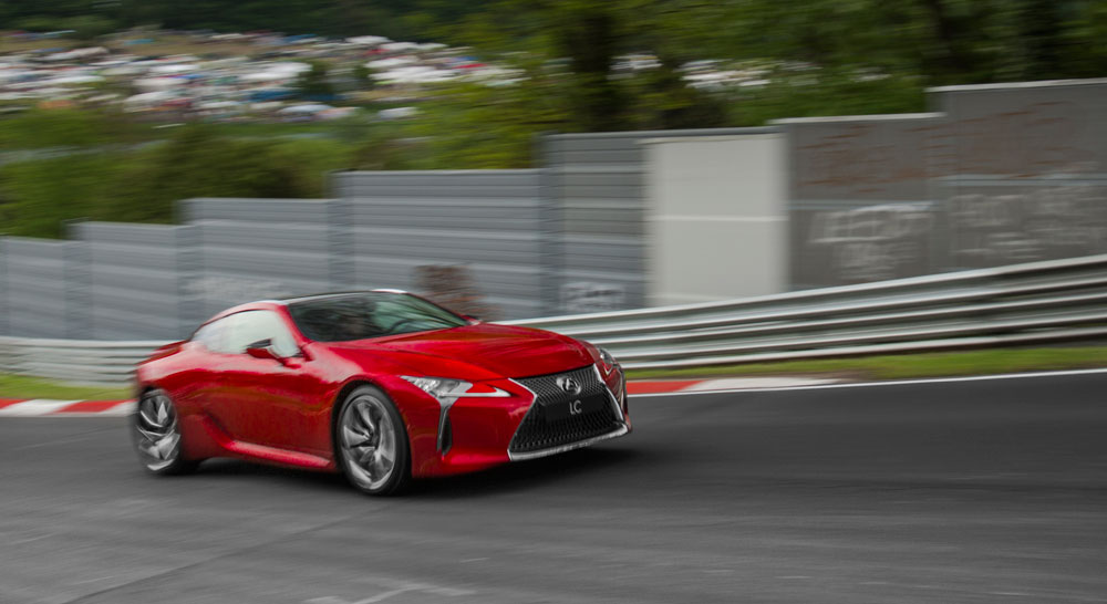 Lexus LC 500 Goodwood