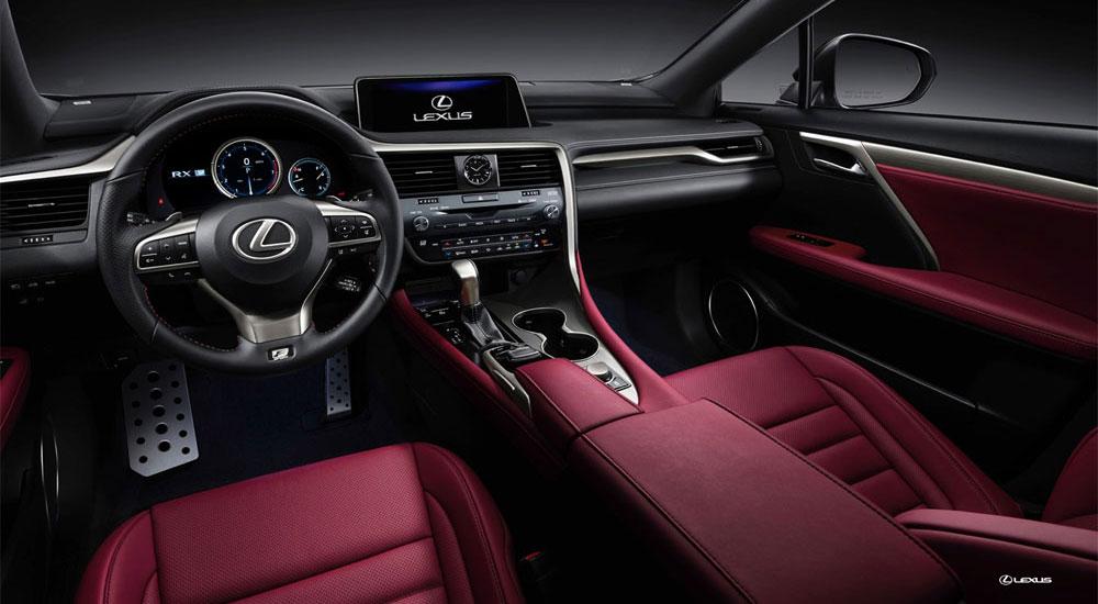 Lexus RX Navigation